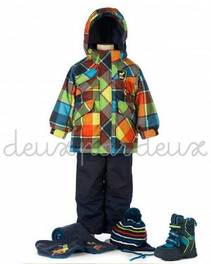 Детский зимний канадский костюм