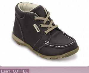 Кожаные ботинки на шнурках (Бразилия)