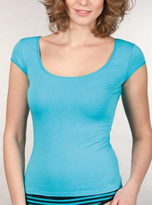 футболка цвет розовый на 48-50 размер
