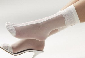 Носки капроновые 20 ден, размер указан 36-41