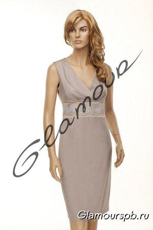 Красивое платье 46 размера.