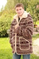 """Куртка """"Аляска/Верблюд"""""""