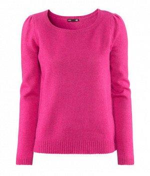 Пуловер H&M малиновый