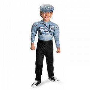 Новогодний костюм Фин МакМисл (Тачки 2) детский