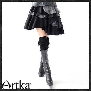 Креативная юбка от богемного дизайнера AРТКИ ЛИ, на 40-42 р-р.