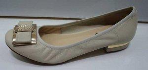 Туфли GEEDIS на 37,5-38 размер, натуральная кожа