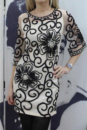 Шикарное платье на 42-44 размер