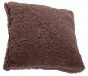 Подушка Верх: 60% - шерсть верблюжья, 20% - шерсть овечья, 20% - ПЭ. Плотность меха 500 г/м2. Наполнитель: отрезы шерстяного полотна