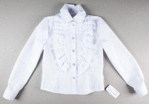 Блузка белая х/б Дадак 122 размер