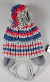 Тепленькая шапочка на зиму унисекс