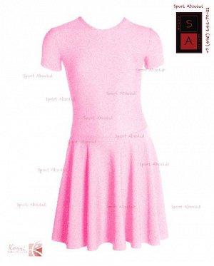 Рейтинговое платье Р 30-011 ПА розовый