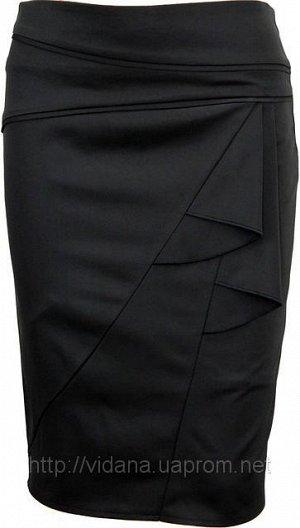 Продам черную классич. юбку