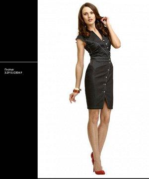 Классное платье , ткань под тонкую джинсу ,идеальная посадка
