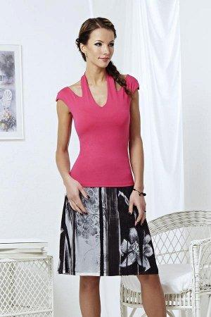 Летняя юбка из закупки Рижский трикотаж.