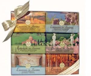 Набор мыла Emozioni In Toscana / Волнующая Тоскана