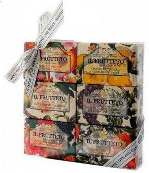Набор мыла Il Frutteto / Фруктовая коллекция