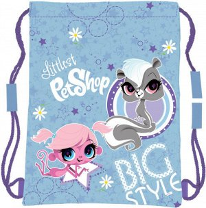Сумка-рюкзак Little Pets Shop