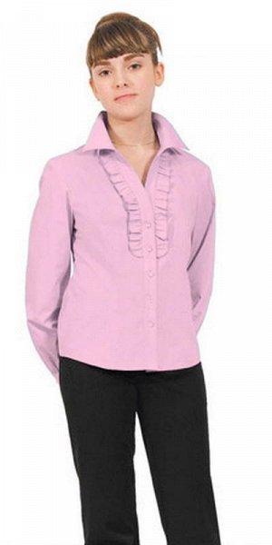 Блузка-рубашка для школы