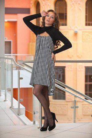Платье Платье как на картинке.  Болеро не снимается.  На 46-48 р.