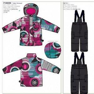 Куртка зимняя для девочки NANO