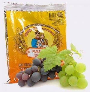 Пшенично-овсяная с виноградной косточкой