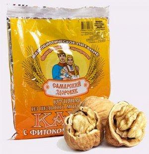 Пшеничная с арахисом и грецким орехом