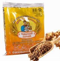 Пшенично-гречневая с расторопшей и топинамбуром