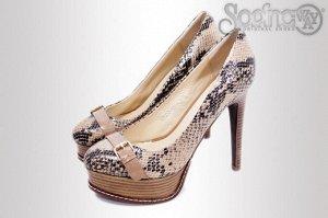 Отличные туфли кожа р. 35