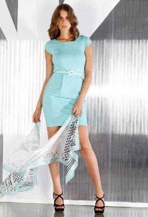 Цена ниже! Очаровательное платье марки Кристина на 40-42