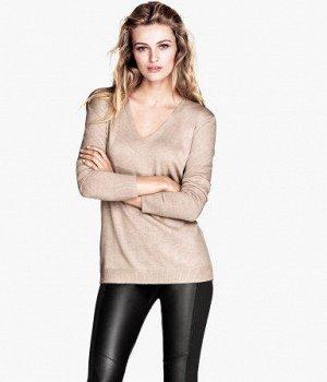 Пуловер Эйч^Эм 48-50 размер. Реальные фото