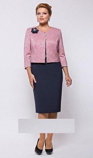Классный костюм (платье+пиджак)