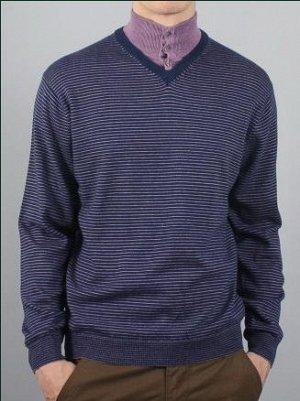 Мужской свитер на 50-52 размер, стильный и очень качественный