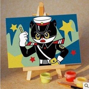 Кот-полицейский