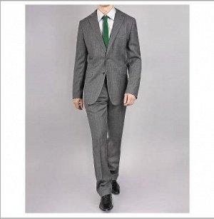 Мужской костюм  серого цвета 52 размера на высокого мужчину.
