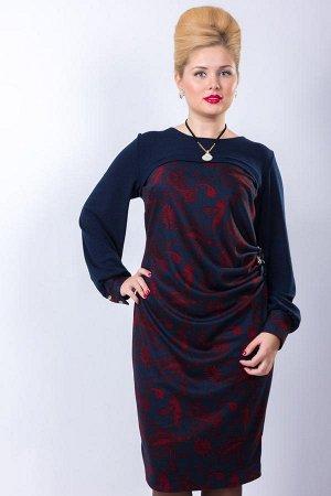 Платье большого размера, 60