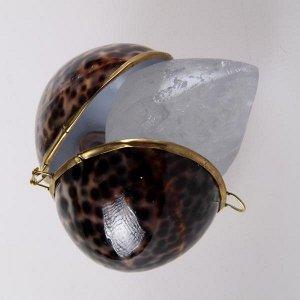 TAWAS CRYSTAL дезодорант кристалл в тигровой раковине,65 гр.