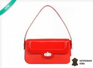 Очень красивая сумочка. кожа-лак