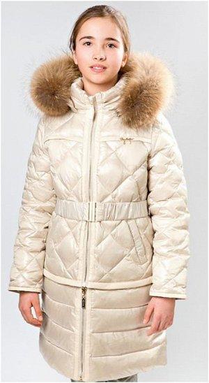 Итальянское зимнее пальто