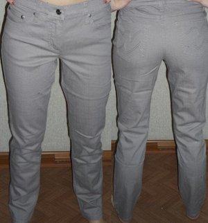 брюки-джинсы СИНИЕ
