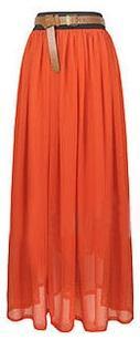 Шифоновая юбка . Цена 360 рублей
