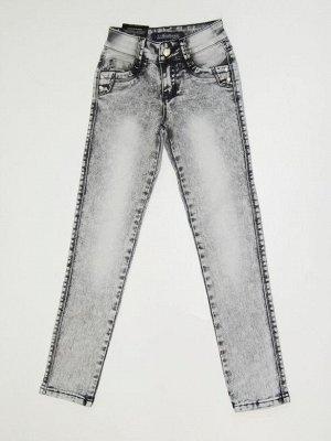 Брюки джинсовые детские для девочки