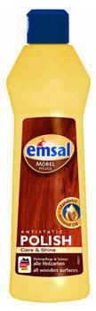 EMSAL полироль для деревянных поверхностей 250 мл.