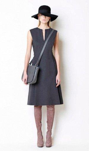 новое темно- синее платье из итальянской закупки