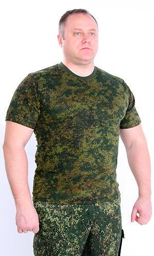 Мужская футболка 100% хлопок