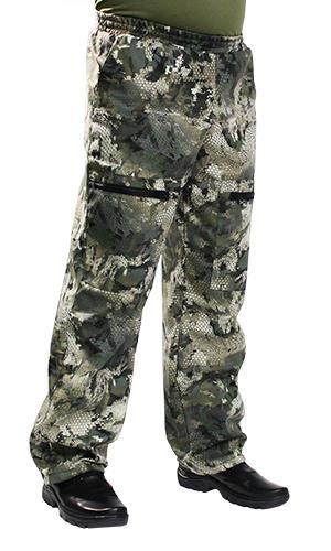 Камужляжные брюки на высокий рост