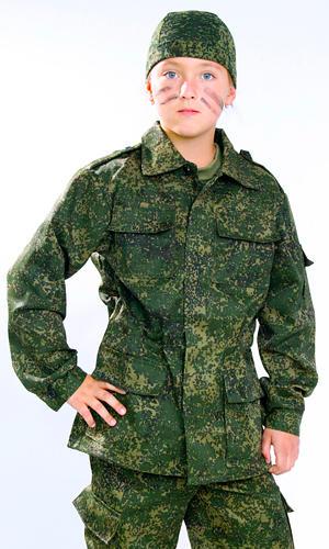 Костюм военно-полевой Цыфра 44-46 размер