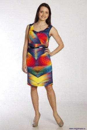 Платье Электро
