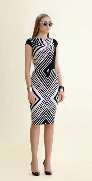 Платье трикотажное MR