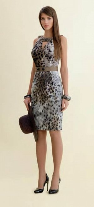 Красивое платье 48 размеоа