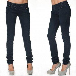 Плотные брюки-джинсы, очень красивые!